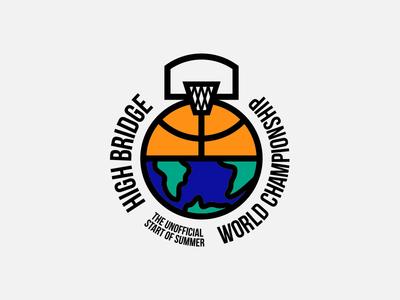 High Bridge World Championship Logo