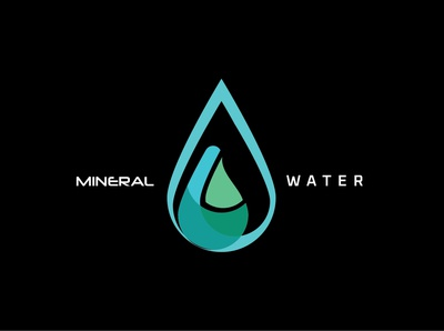 Mineral Water Company Logo