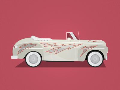 Grease lightning grease car iconic wildish
