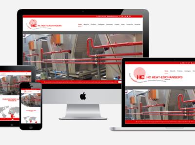 Website - HC Heat Exchangers