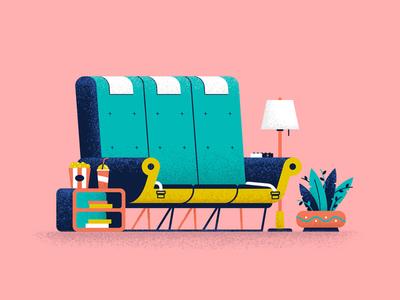 Apex Magazine June Issue couch sofa plant television entertainment belt seat plane airplane flight magazine apex