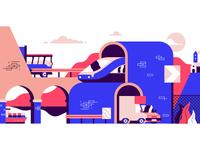 Transport article