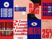 Lensway - Brand Idenity