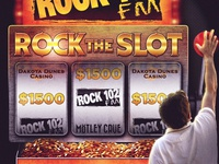 Rock The Slot