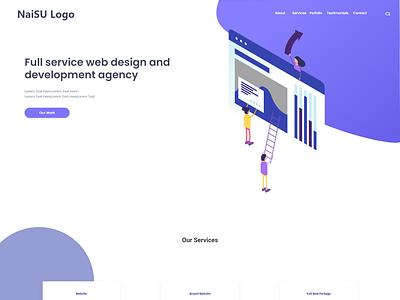 Naisu-Website Design sell your art web design and development ux design uidesign web design web webdesig ui