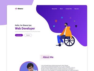 Portfolio website minimal flat webdesig web ux ui web design and development web design uidesign design