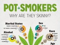 Pot Infographic