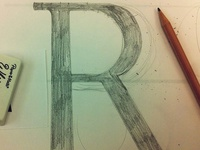 """the letter """"R"""""""