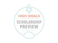 High Ideals Badge