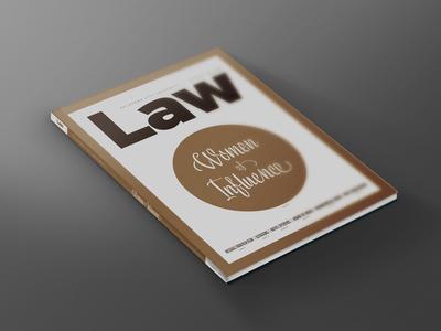 LAW Magazine Cover
