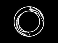 Twice Bitten Logo: Snakier Eyes