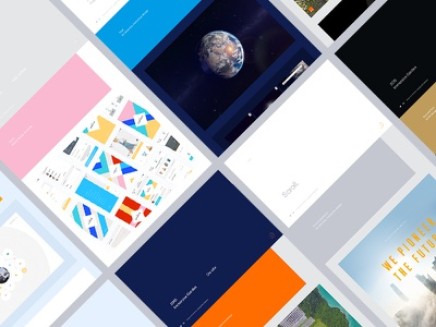 New Portfolio 2017 feed work interactive paris freelance web ux ui scroll design portfolio