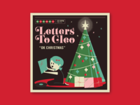 "Letters To Cleo ""OK Christmas"" Album Art"