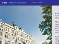 Brander&Manner pitch