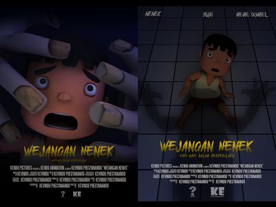 Short Animation Poster