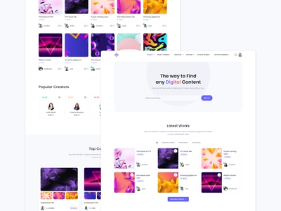 Cryptor - NFT Marketplace crypto token buy crypto nft collection nft market cryptocurrency nft agency business bootstrap marketing branding design sell crypto