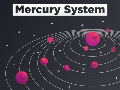 Rebrand Map for Mercury Development