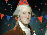 George Washington B-day