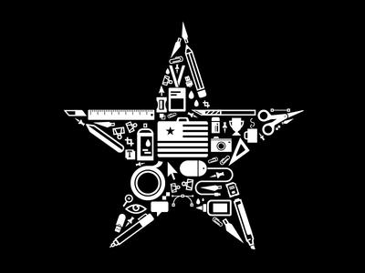 National Student Show Shirts design tools ideas national design icons confernece shirt illustration