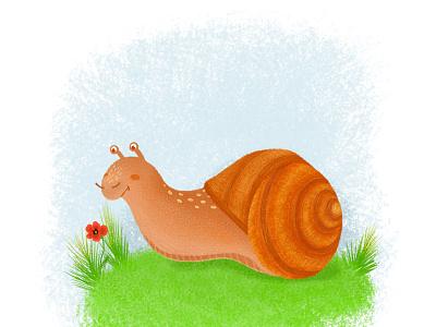 snail childrens book branding детская children illustrations иллюстрация design childrens illustration character design illustration