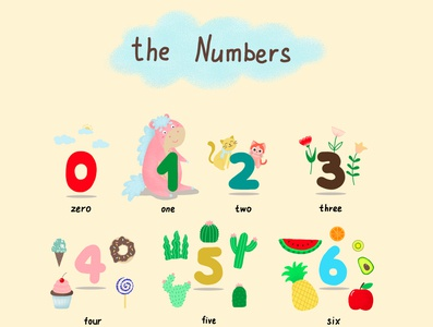 learning to count poster