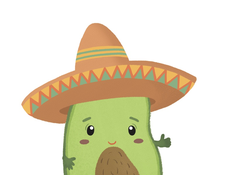 Avocado character illustrations иллюстрация детская children книга детскаяиллюстрация childrens illustration character design childrens book illustration