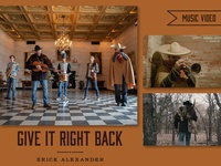 Music Video: Give It Right Back