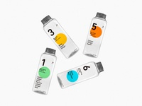 J+ Juice Packaging