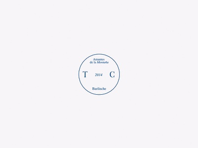 Tienda Ciervo 🦌🏔 serif color poster type typography design typo graphic minimalism geometric artdirection logo