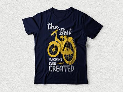 Bicycle tshirt design designer bicycle tee teeshirt new teepublic t shirts teespring amazon marchbyamazon etsy custom custom tshirt graphicsdesign typography apperal brand illustration shirts t-shirts tshirt