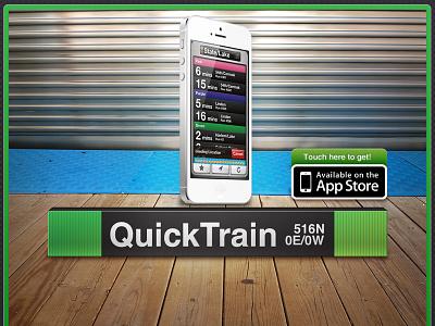 Quicktrain Glamour quicktrain glamour app white-iphone cta transit