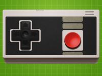 Powerup NES Controller