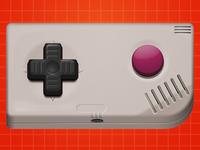 Powerup Controller GameBoy