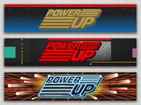 Powerup Headplates NES, SNES, GB