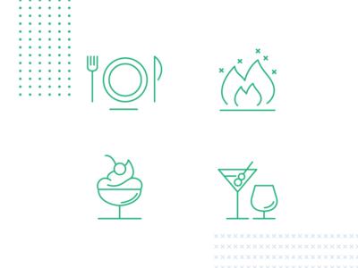 Amperity - Icon Set