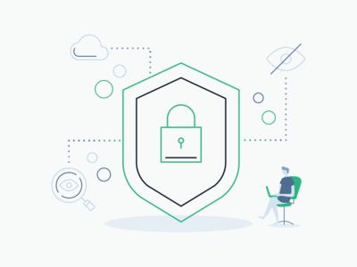 Amperity - Customer Privacy Illustration