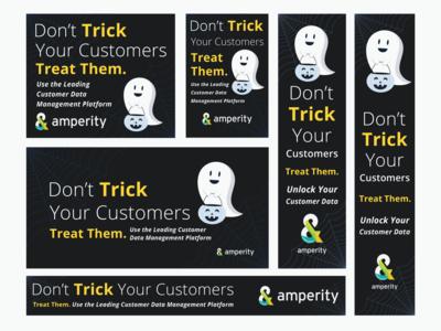 Amperity - Halloween Brand Awareness Ads