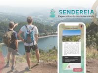 Sendereia : trek app