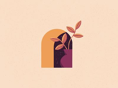 Shelf life. pencil plants ipadpro procreate illustration