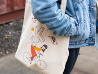 Birthday Tote Bags
