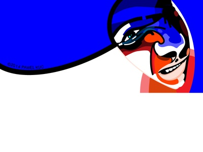 Procreation 1 illustration poster face