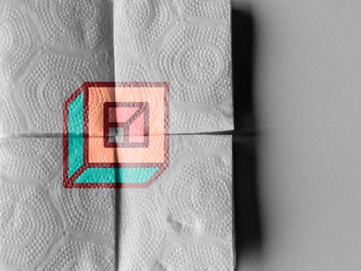 Creativity 1 geometry oblique minimal color poster shape