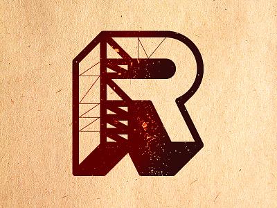 Permutation 1. typography #4 geometry oblique minimal color poster shape