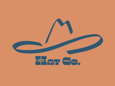Montana Hat Logo Package - Hat Co. Only