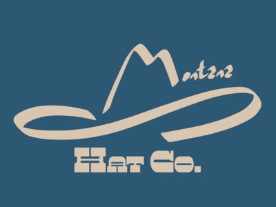 Montana Hat Co -  Full Logo