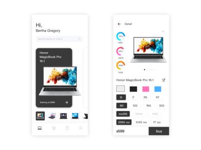 compute store app