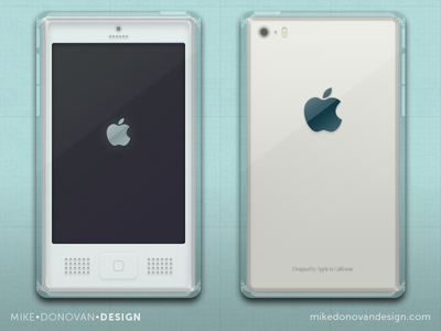 Throwback iPhone G4 Concept