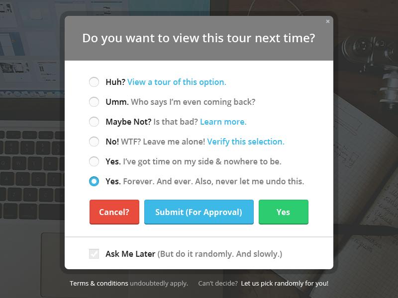 Ui tour option  2x