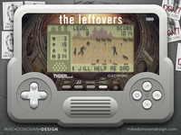 Handheld Video Game (The Leftovers)