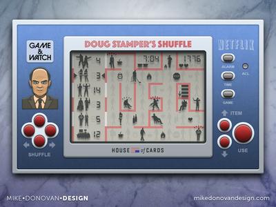 Handheld Video Game (Doug Stamper's Shuffle)